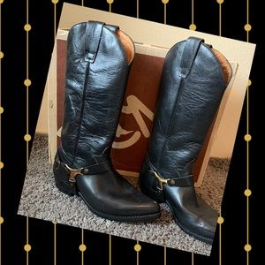 Acme Leather Boots